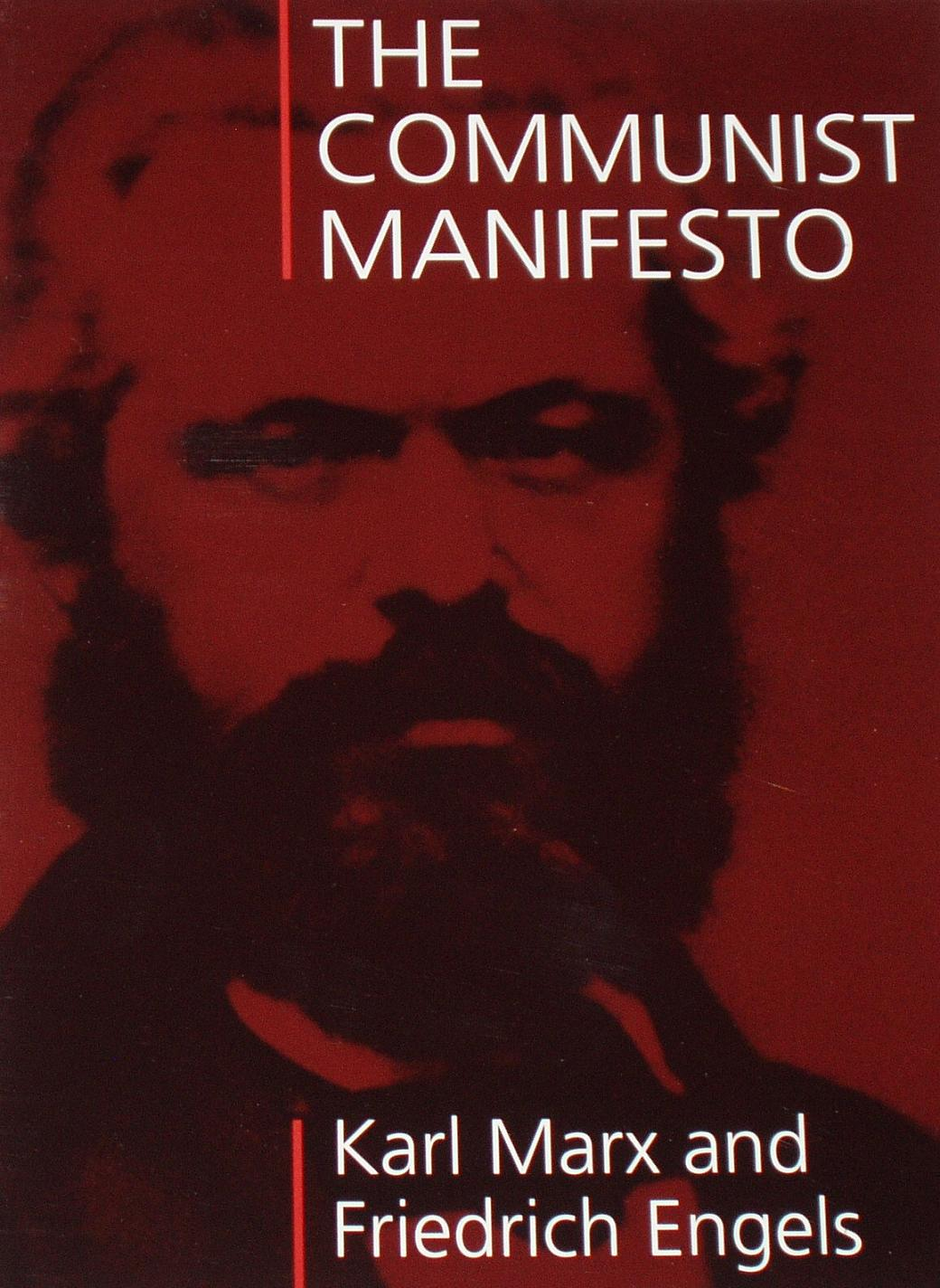 an analysis of communism in the manifesto of the communist party by karl marx The preface to that edition was written by marx and myself manifesto of the communist party, by karl marx and frederick in the final analysis.
