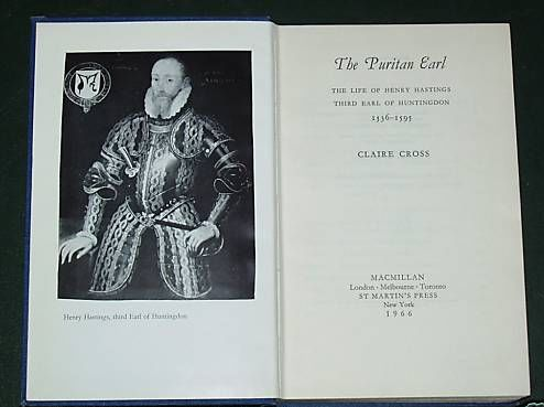 the life of a puritan Dark puritan the life and work of norman paul m g smith introduction: the  place and the theme the scene of this story is grenada, an island of about 120  sq.